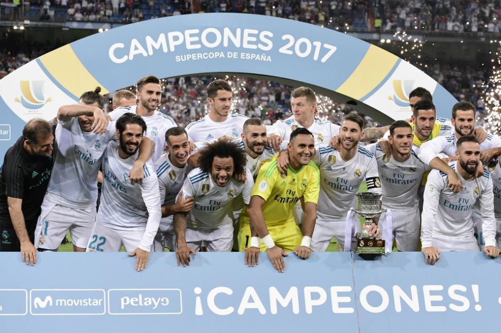 real madrid, barcelona, supercup de espana