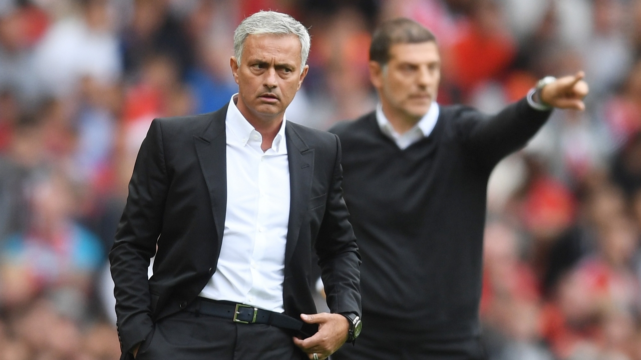 manchester united, jose mourinho, premier league, swansea city, west ham united