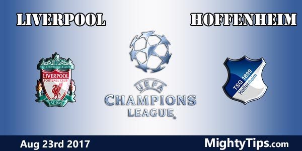 liverpool, hoffenheim, liga champions