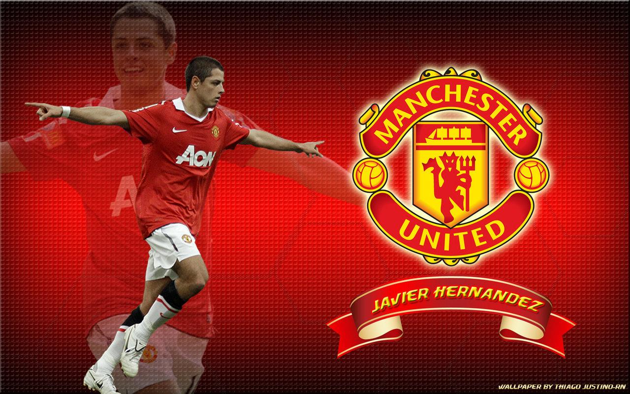 manchester united, west ham united, chicarito