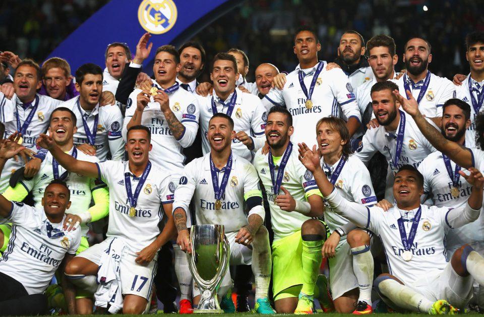 real madrid, manchester united, zidane, mourinho, final super eropa