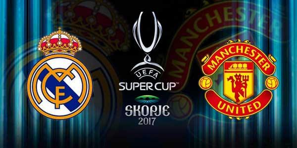manchester united, real madrid, jose mourinho, zidane, final super eropa