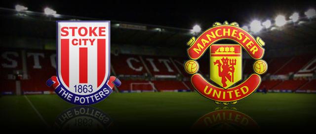 stoke city, manchester united, premier league
