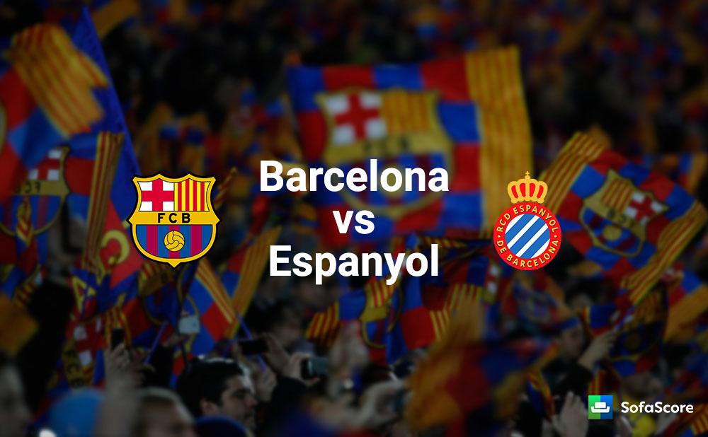 barcelona, espanyol, la liga