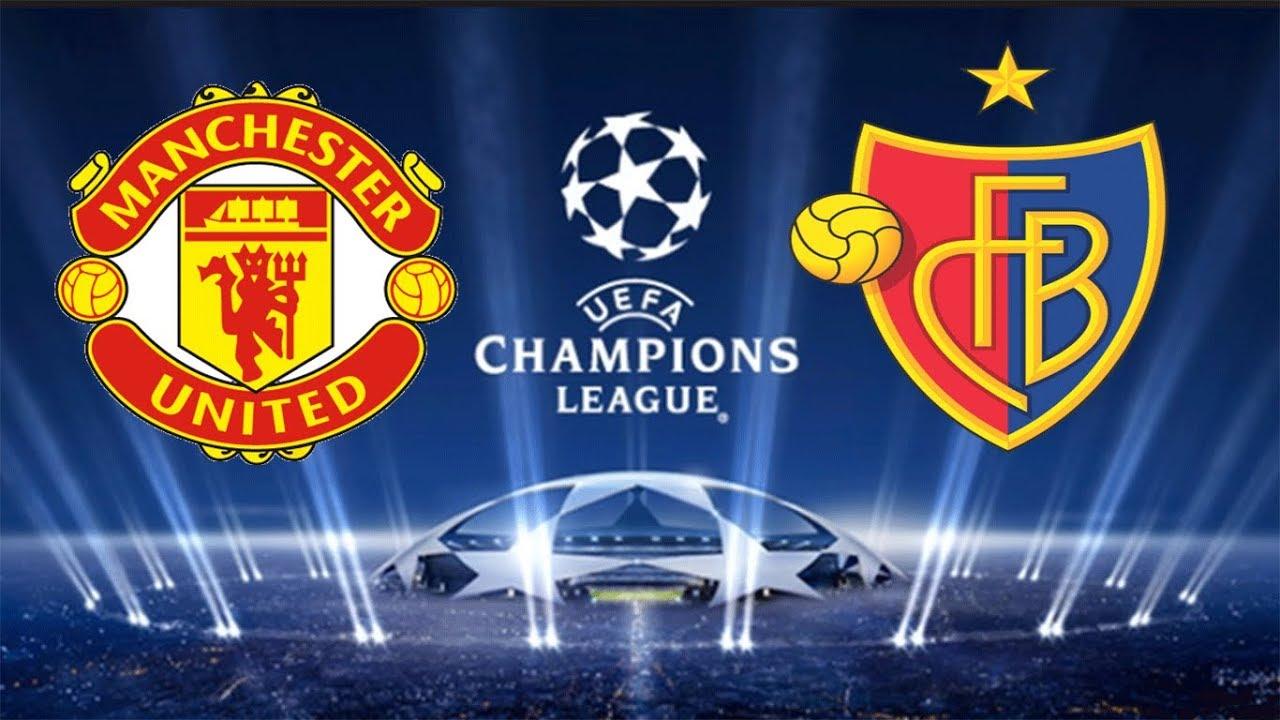 manchester united, fc basel, liga champions