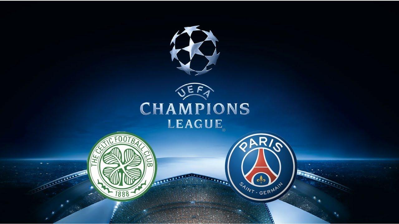 paris saint germain, celtic, liga champions