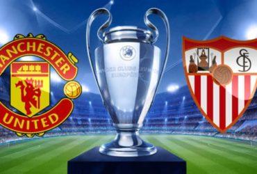 sevilla, manchester united, liga champions