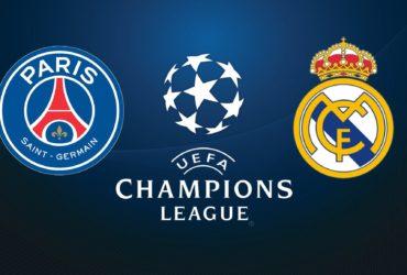 paris saint germain, real madrid, liga champions