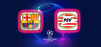 barcelona, psv eindhoven, inter milan, tottenham hotspur, liga champions