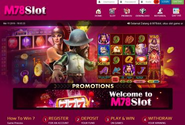 slot game terbaru m78slot