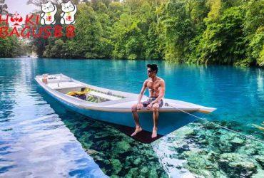 wisata honeymoon danau labuan cermin