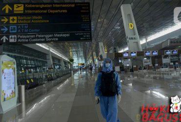 Bandara Soetta dan Halim Resmi Tak Menerima Penerbangan Domestik